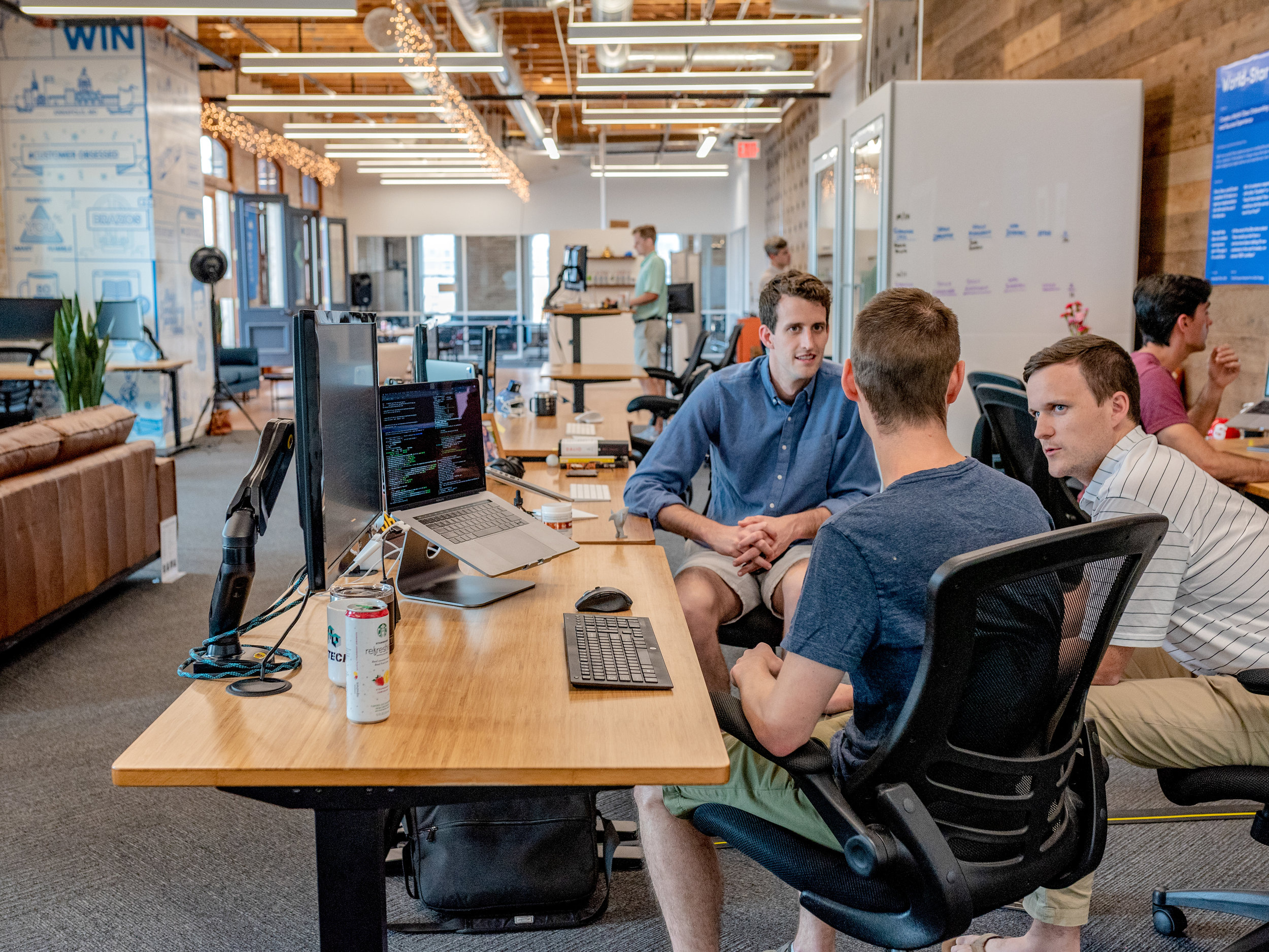 your employees deserve a safe and productive workspace -