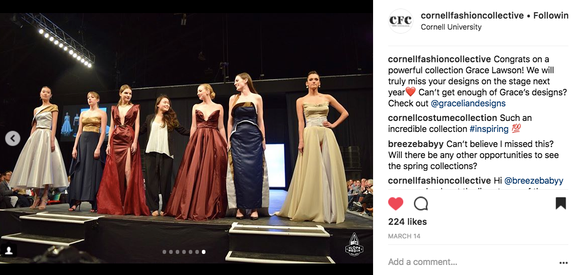 Chiara Fontaine/Cornell Slope Media