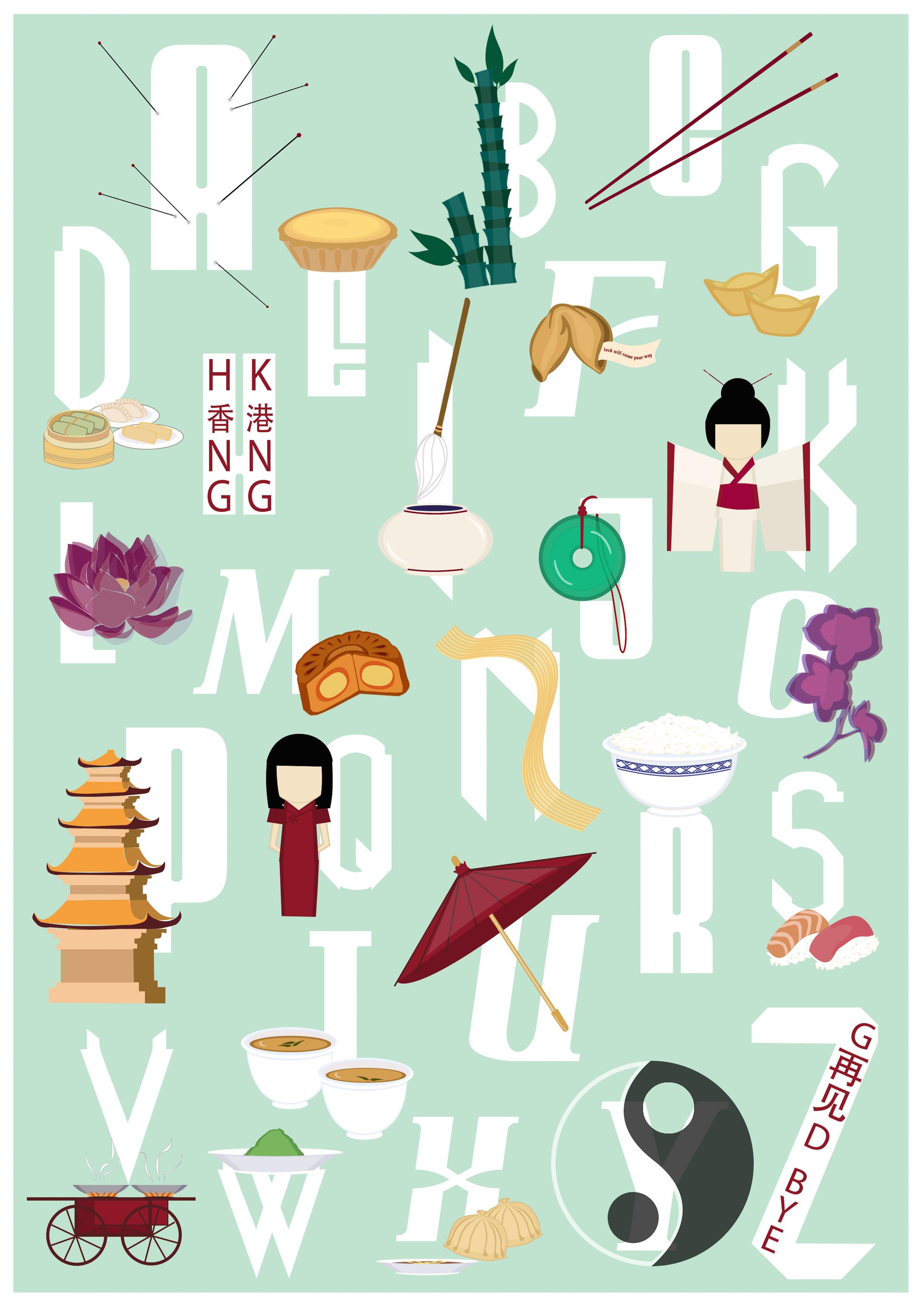 Asia's Alphabet – 2013