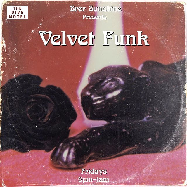 Tonight @thedivemotel we're gettin down to a blend of sounds ranging from funk, rnb, rock, world, & hip-hop. Come kick it and ride out the summer in this beautiful space. . . . . . #funksoul #reggae #thedivemotel #thesive #divemotel #nashville #thingstodoinnashville #nashvillefridaynight #dj #615
