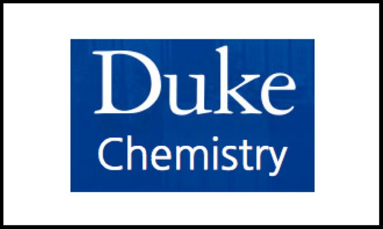 Duke University Chemistry Department