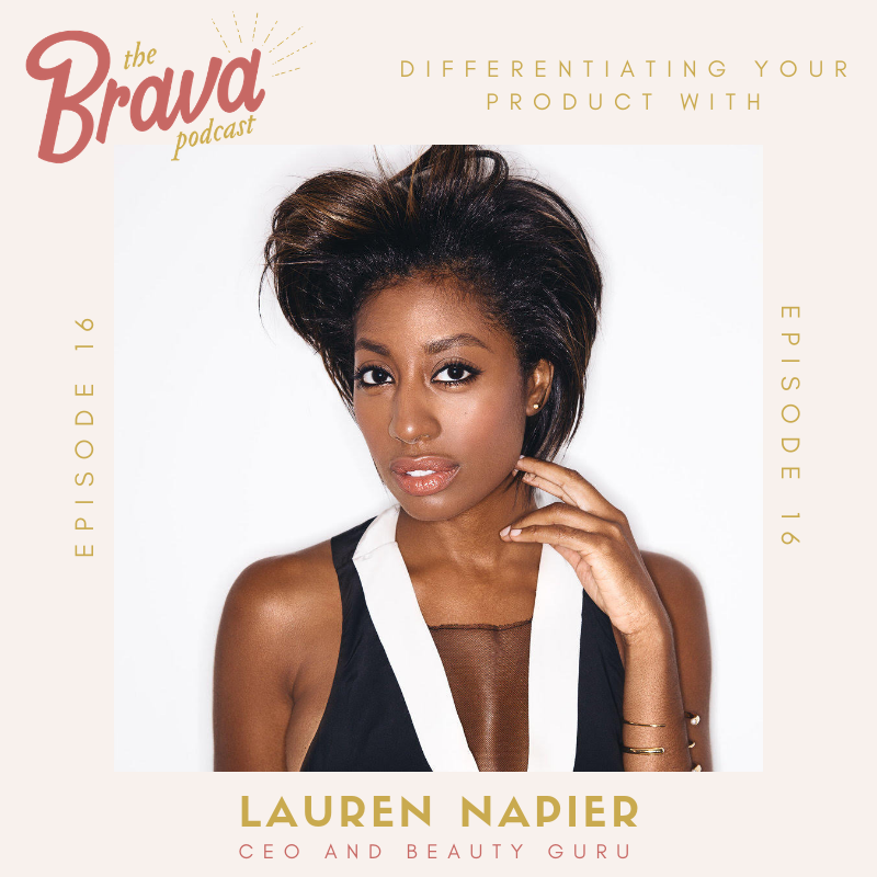 Lauren Napier The Brava Podcast