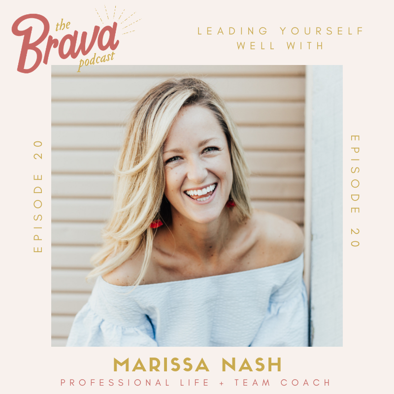 Marissa Nash and the Brava Podcast