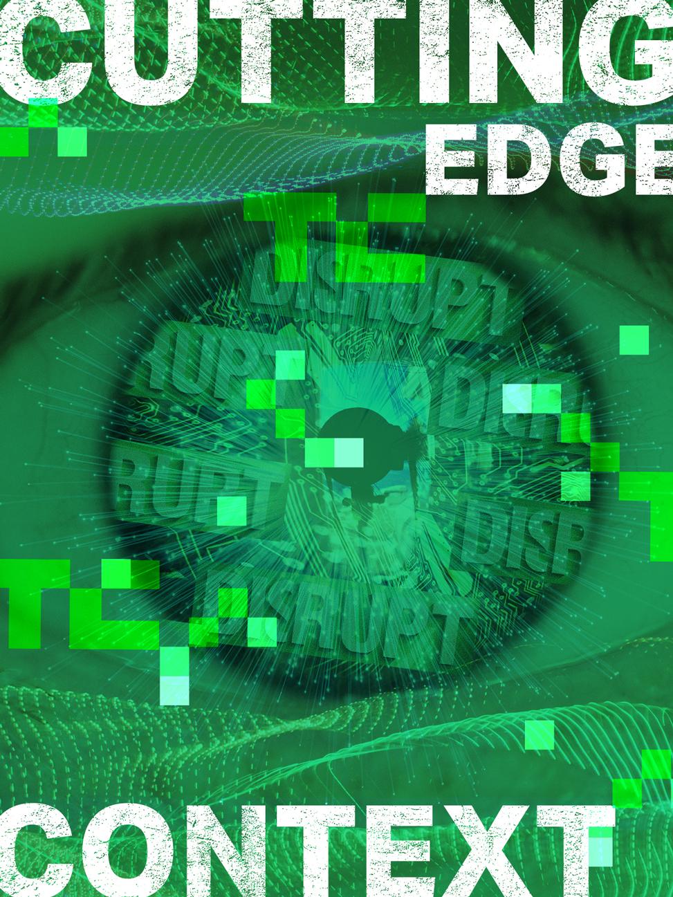 TechCrunch: Cutting edge context