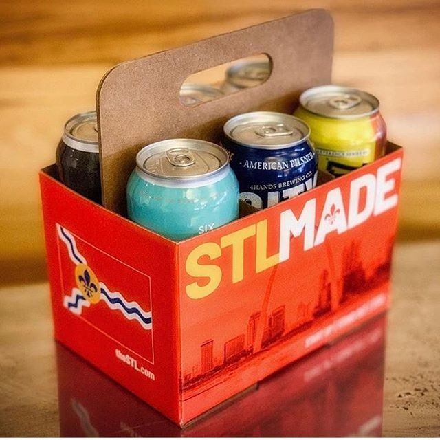 "Repost from our friends @in_thestl ""We do love our #STLMade beer. For the 2nd year in a row, @usatoday 10Best readers named St. Louis 'America's Best Beer Scene.'Tag your favorite #STL breweries in the comments & show them some love."""
