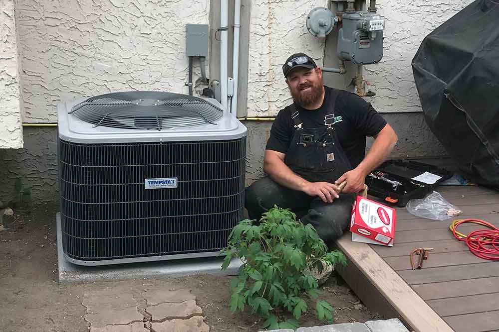 Highest reviewed air conditioning contractor