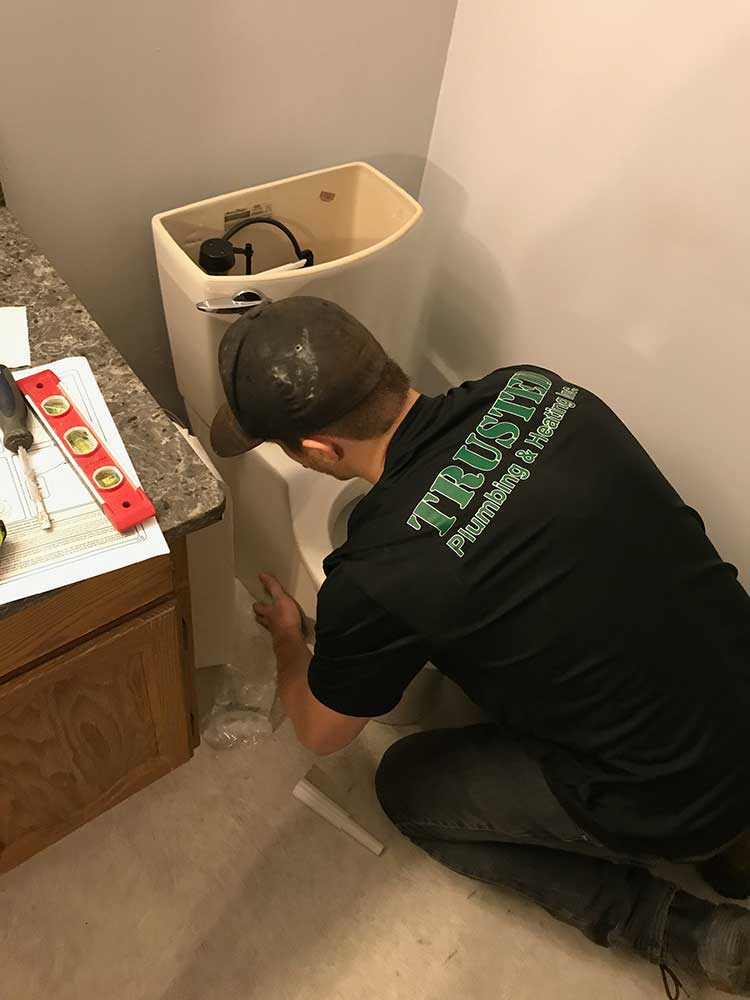 Plumbing sales and installations