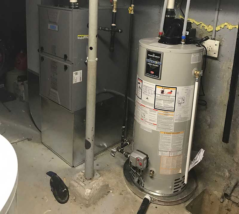 Water heaters, water filtration, water softeners