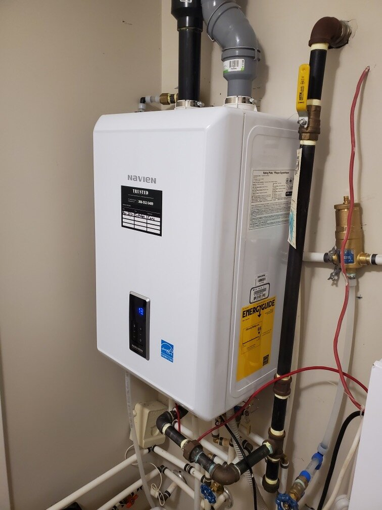 The Right Tankless Water Heating Equipment For the Right Job – It Matters.