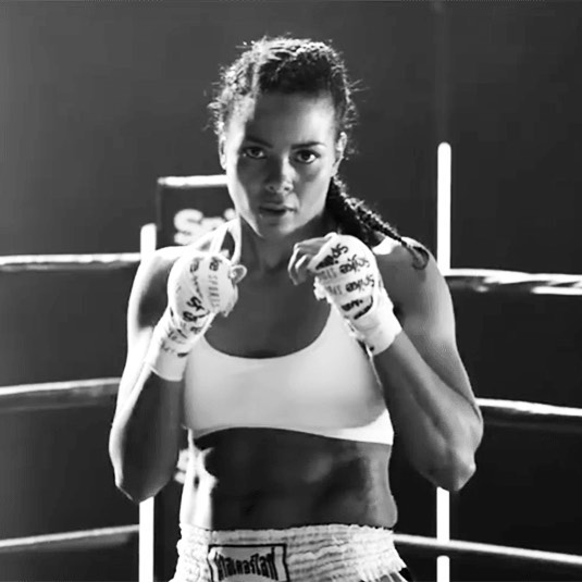 PROSPECT ALERT🚨 EP 5 Name: Denise Kielholtz Gerges @dynamite8988 League: Bellator  Record: 47-3 kickboxing; 2-1 MMA  Weight Class: 125 Next Fight: April 9 2017 Home Town: Amsterdam, Netherlands  She's an absolute BEAST! Kickboxing world champ and Judo black belt just starting Mma! Hear our full breakdown on Episode 5 of THE FIGHT. A Combat Sports & Culture Podcast coming this March!  #TheFightPodcast #TheFight #CombatSports #MMA #Boxing #UFC #PFL #PBC #Bellator #Podcast #Chicago #ChiTown #ForTheCulture #Culture #SergVicente #ProspectAlert #TheBlackAthlete #mmafighting #mmajunkie #mmapodcast #ufcpodcast #boxingpodcast #denisekielholtz #showtimeboxing