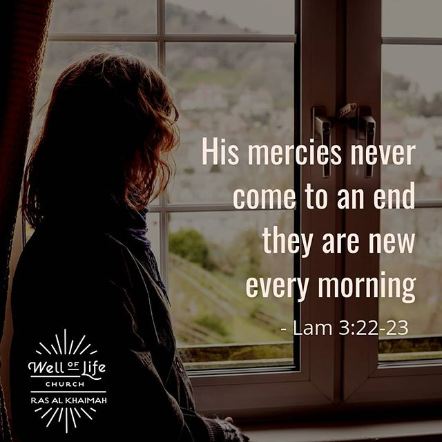 It is never too late to come back to God. #newmercy #welloflifechurchrak