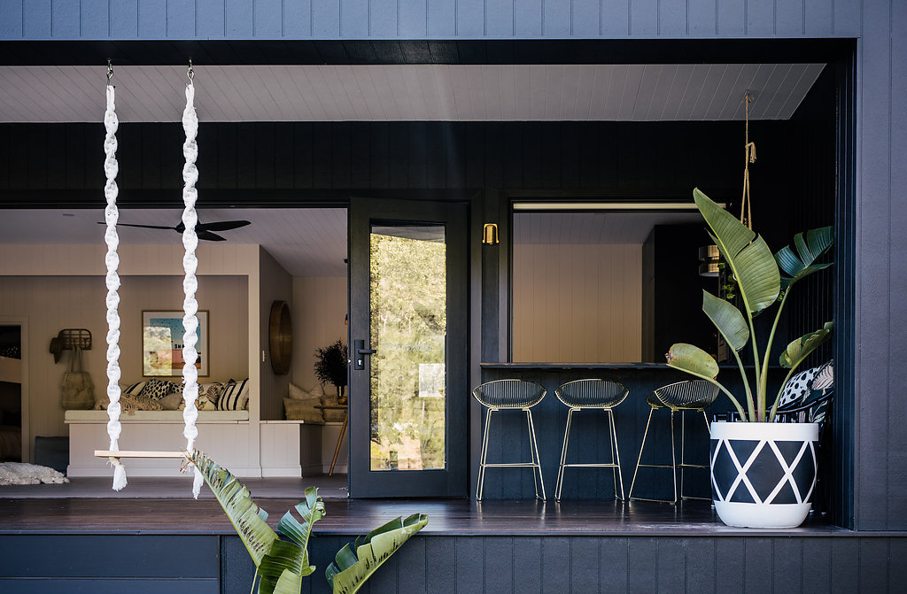 Deck, Servery, Outdoor Dining