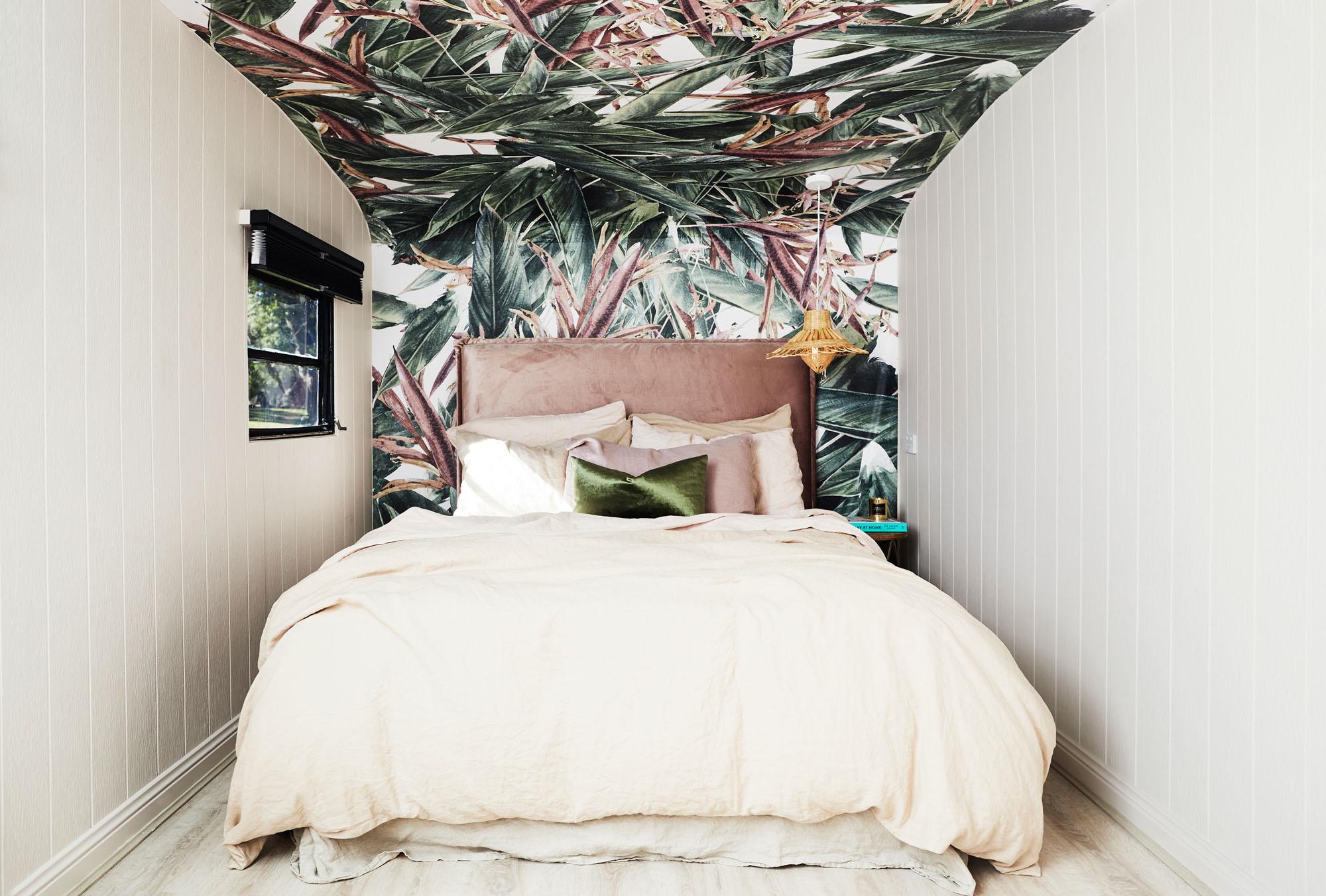 Wallpaper, Bedroom