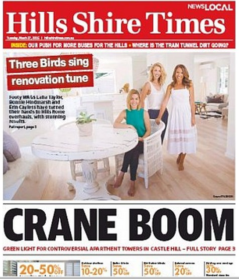 hills shire times front page.jpg