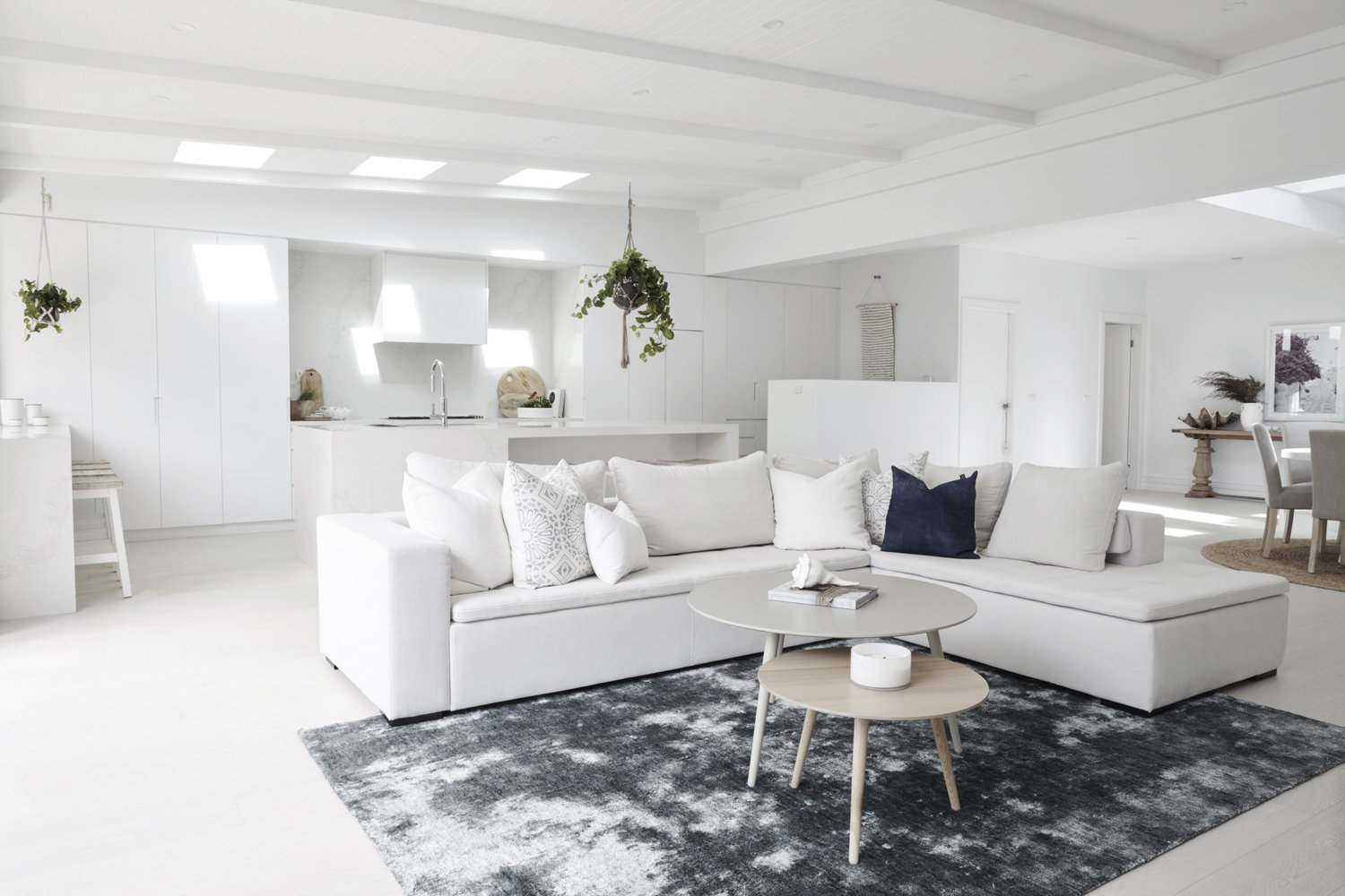 GET THE LOOK LOUNGE ROOMS — THREE BIRDS RENOVATIONS