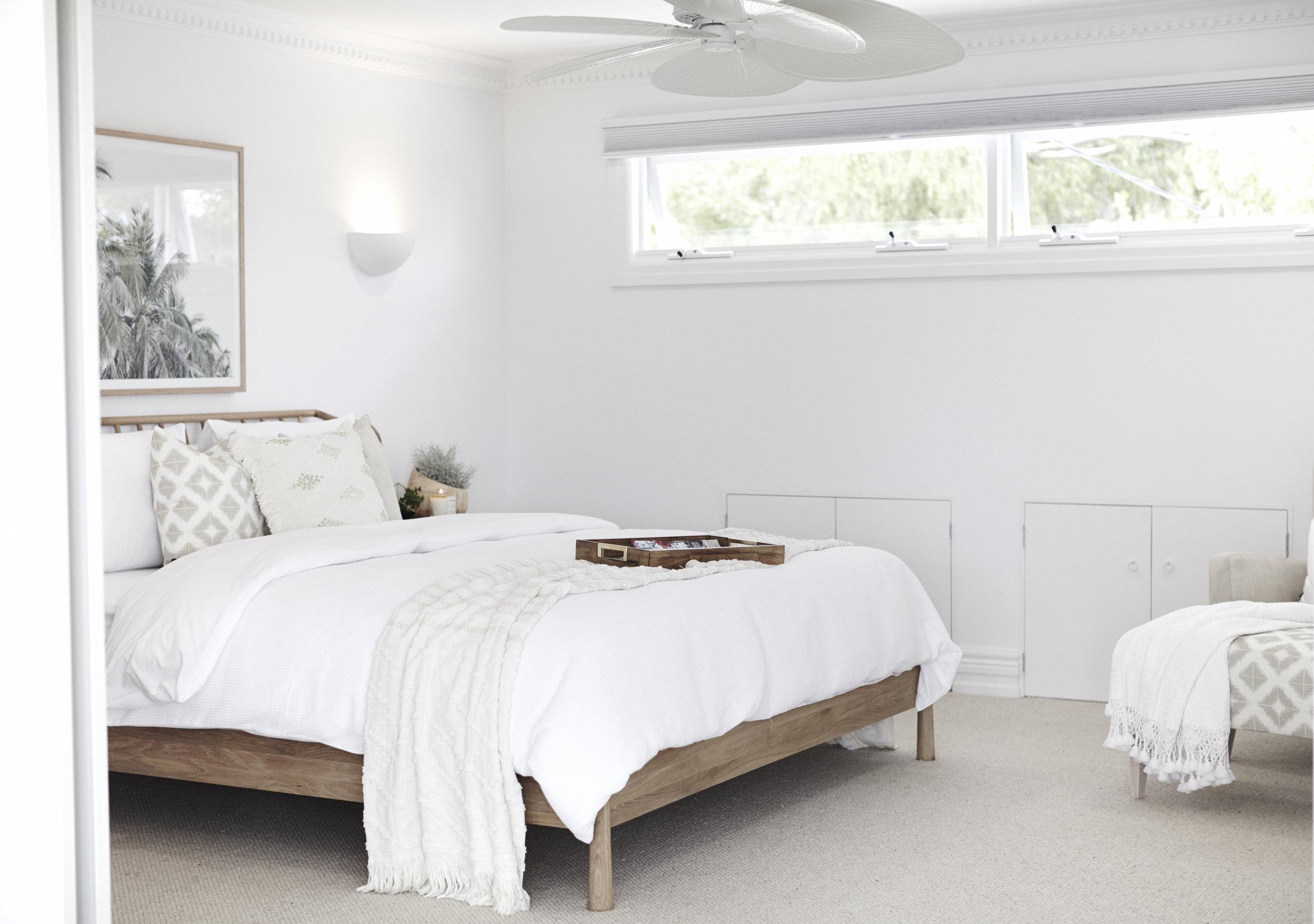 Lana's forever home bedroom
