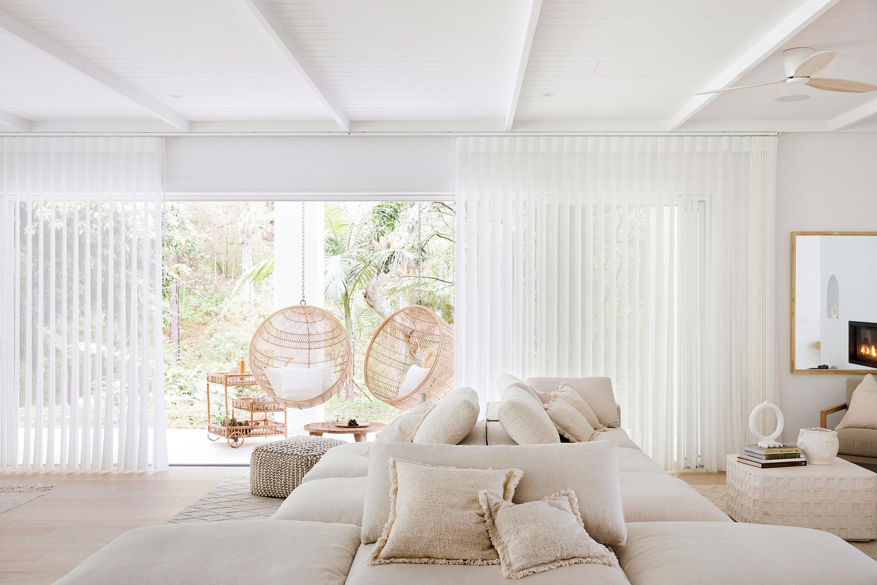 Blinds, Lounge Room