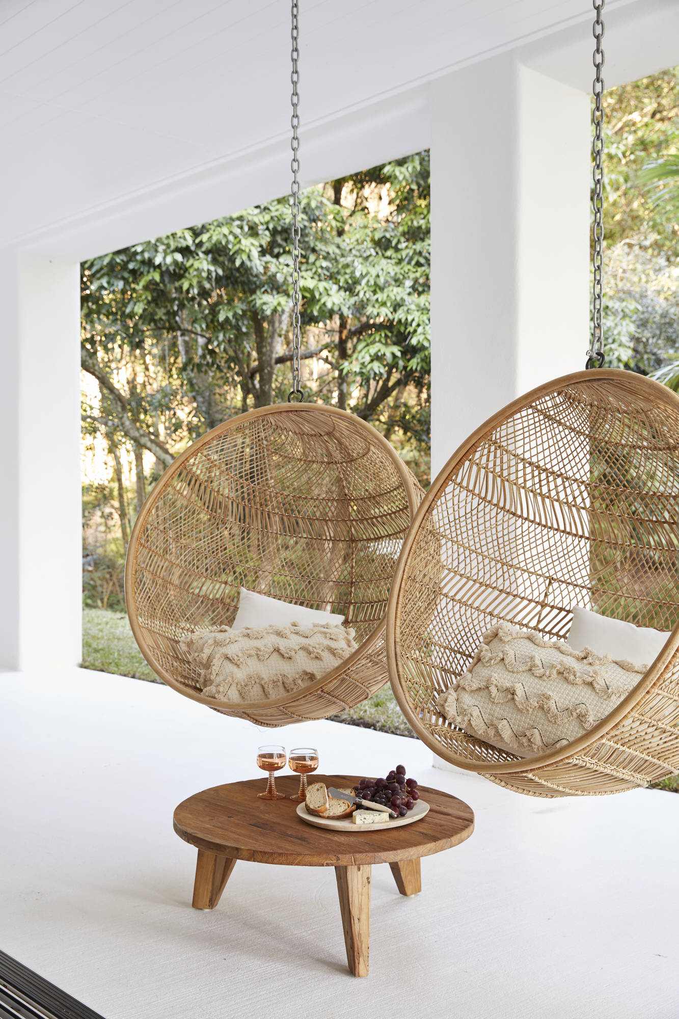 Hanging Chairs
