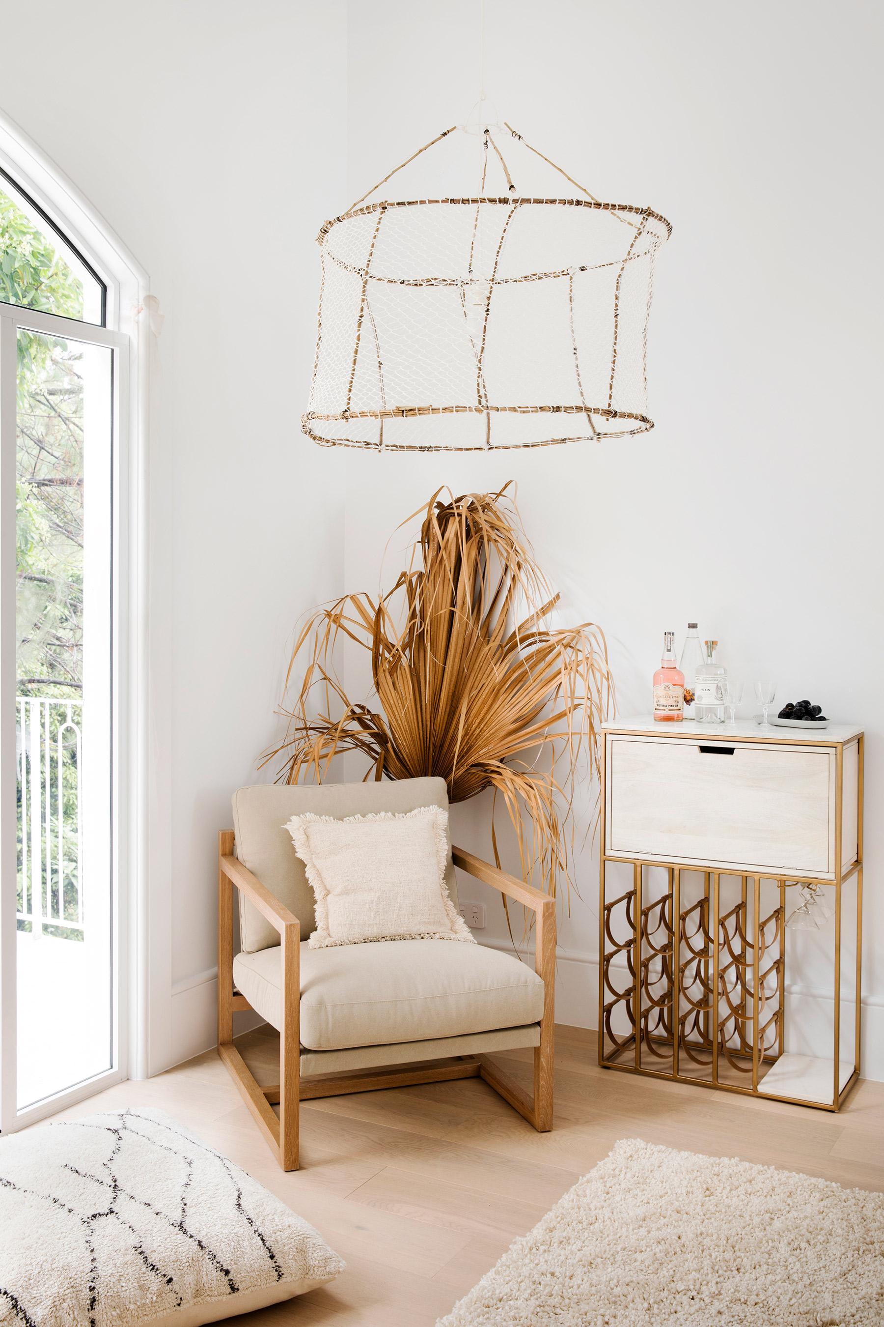 Armchair + Pendant