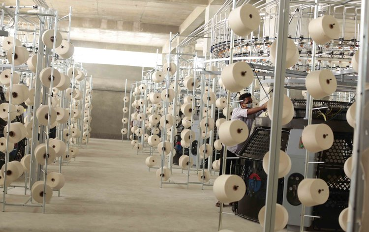 Quality Control of Knitting Section:   The quality control department is assigned to maintain consistently uniform quality of the material in process and various stages of its manufacturing. After collecting fabric rolls from different machines, these fabrics need to inspect thoroughly by the quality inspectors to assure required quality before dying. Quality control of knitted grey fabric is described here.