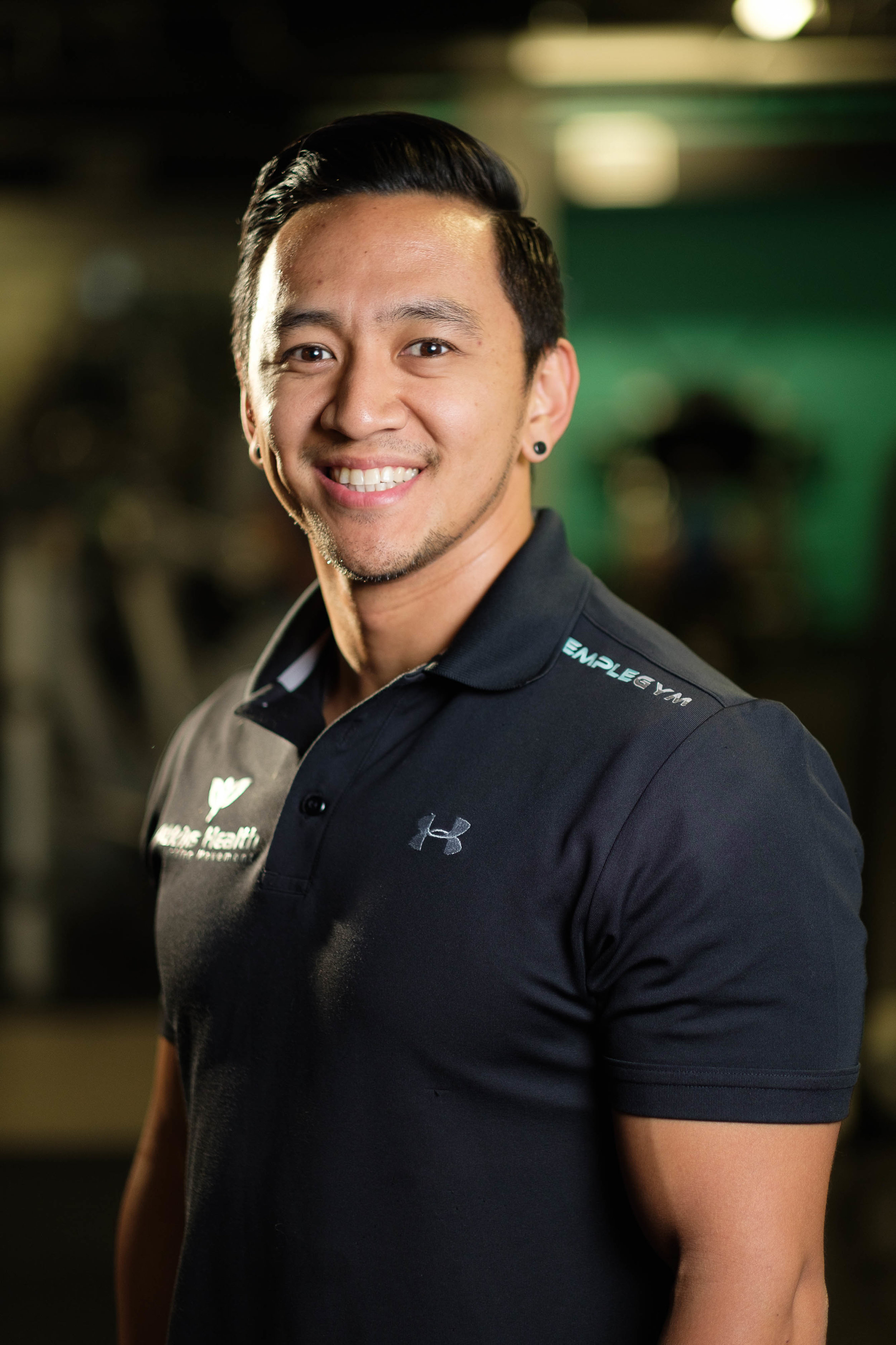 Lorenzo Pacis   Accredited Exercise Physiologist