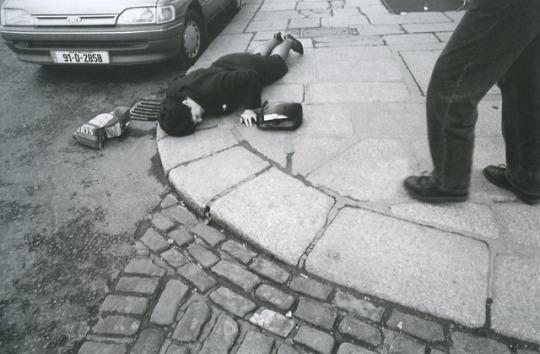 Wally Cassidy -  Dublin, 1992