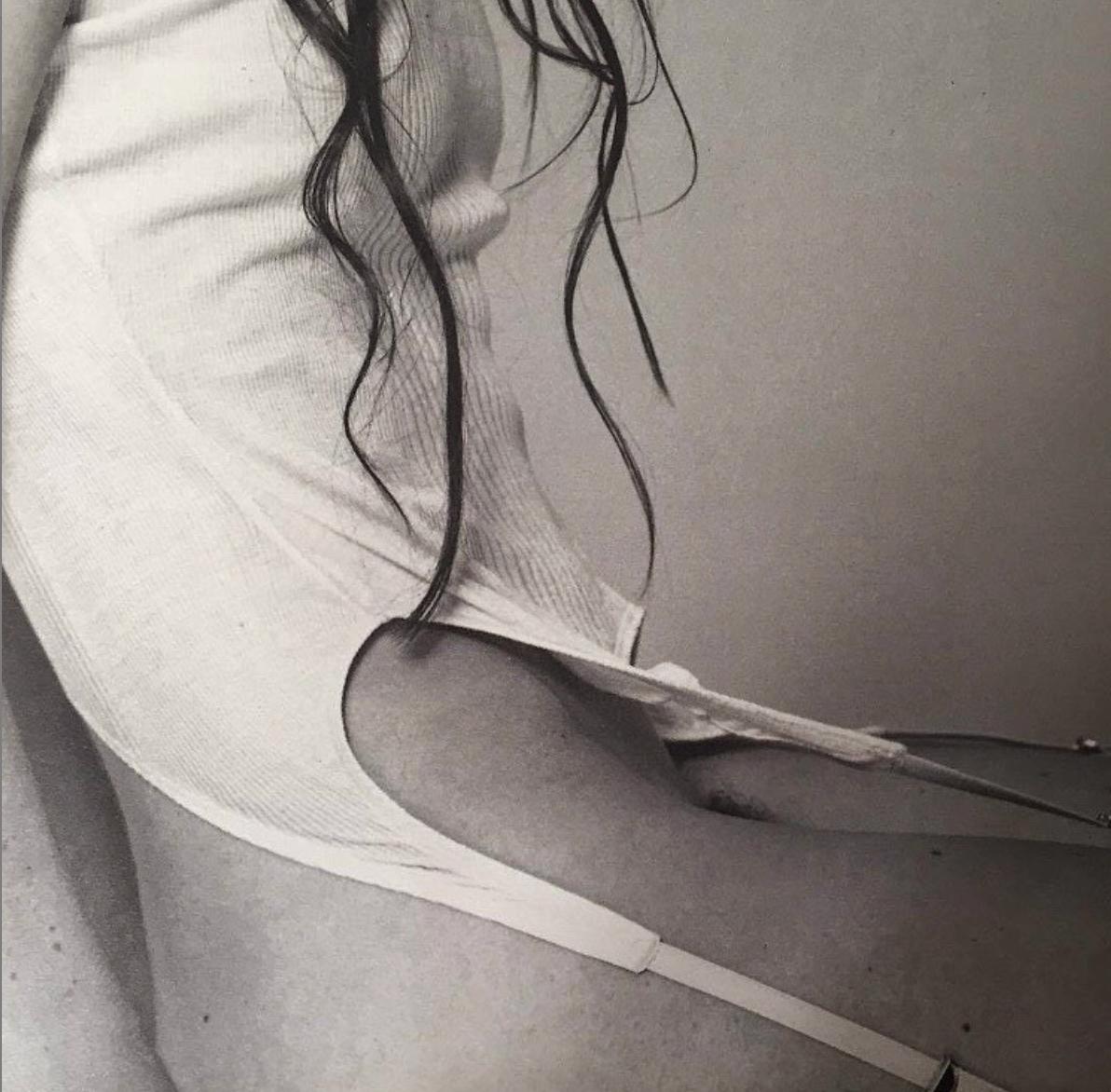 Benedicte from Modern Lovers series by Bettina Rheims