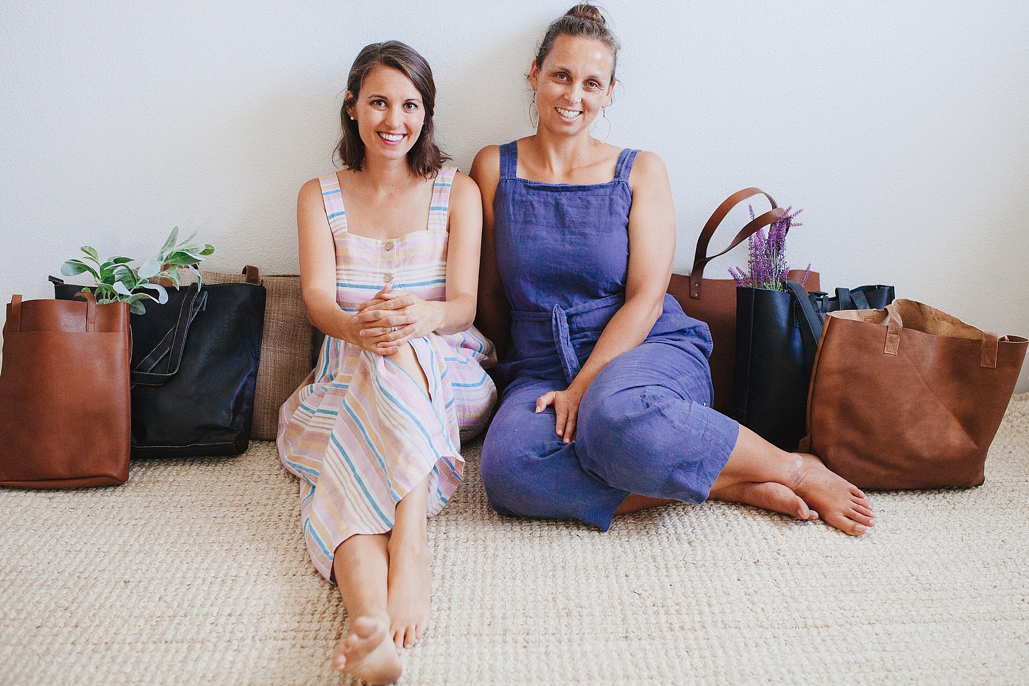 We are Katie and Kristi, sister-in-laws who have both lived in Nepal. We, along with our husbands, are excited to bring you a variety of leather goods handmade from Nepal. We love connecting with you, so please don't hesitate to contact us if you have any questions, suggestions, or comments! Thanks for supporting Lottie Leather.