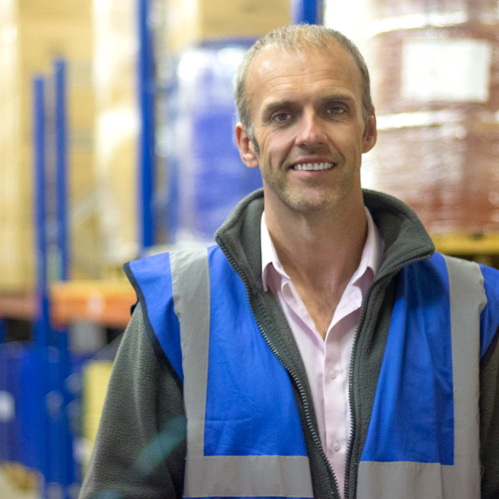 """Lee Davies Head of Production, Quality & Warehousing  """"Since starting at Naissance in 2017 I have already seen amazing changes. We have created a custom built clean room production facility, increased storage capacity by 60% and are actively working towards accreditation for ISO9001, food and cosmetic licence. Naissance is a company that's growing at a time where lots of companies are reducing in size and stature. Despite this incredibly fast growth the business holds firm to its roots of being an ethical, organic company while still driving to be a major force in its marketplace. The reason I like working at Naissance is the great group of people working here who are all led by an inspirational owner.""""  Favourite product: """"My Favourite product so far is the 'Made by You' lemon fizz bath bomb set. This was the first product I tried after joining Naissance and being able to make one of the products we make with my daughter was such a fun experience we cannot wait to try more of them together."""""""