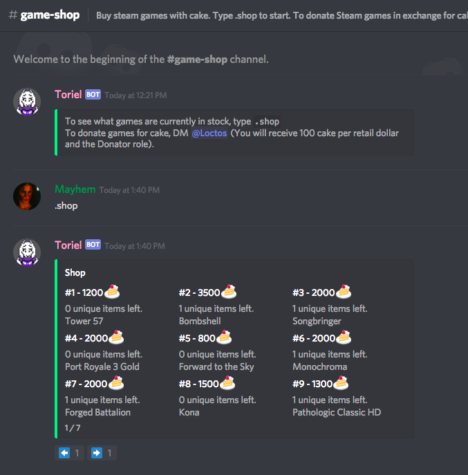 house of misfits mental health discord steam shop