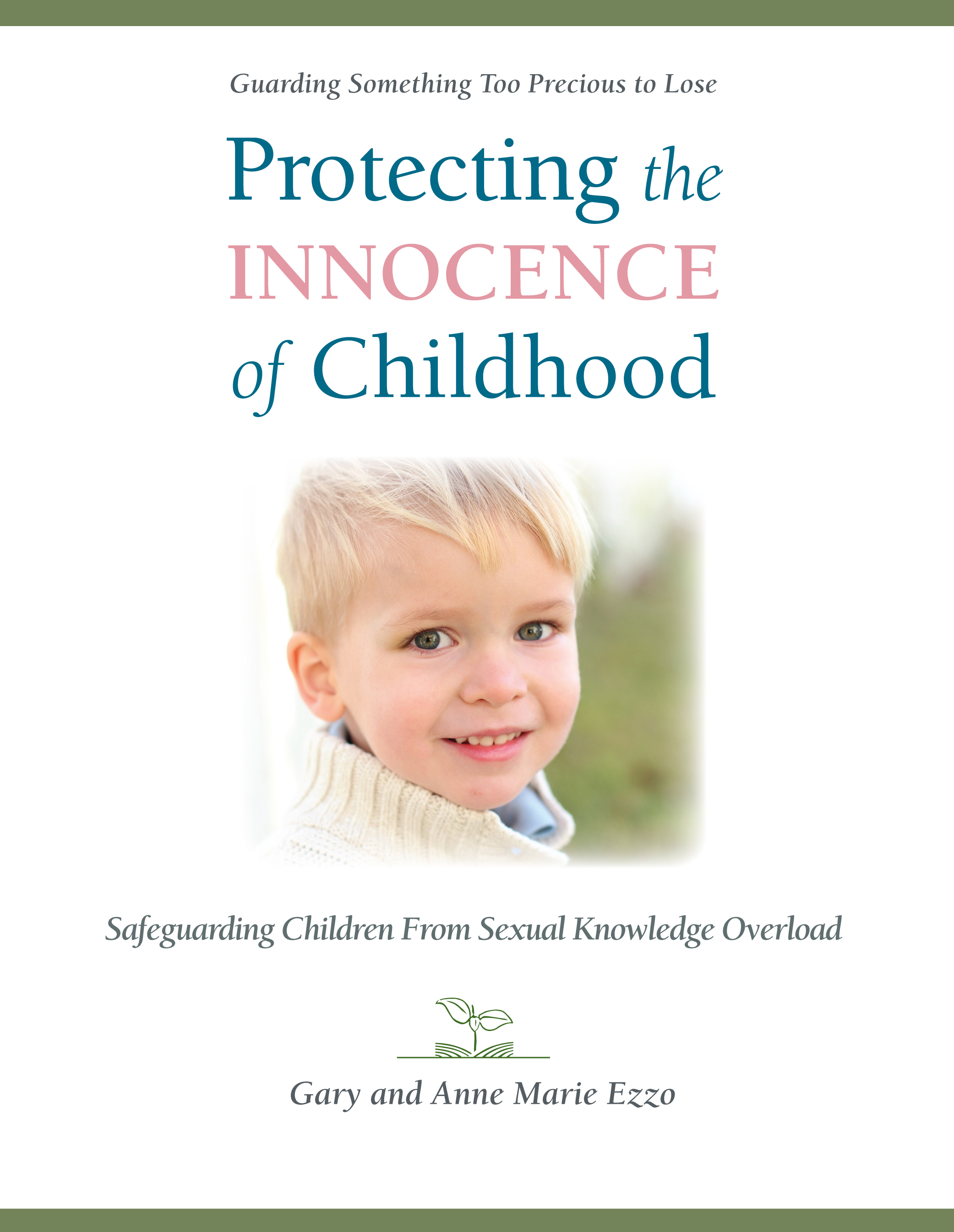 """How can parents protect their children from intrusive, uninvited, inappropriate sexual """"knowledge,"""" while preparing them with the necessary age-appropriate knowledge that will keep them safe in a sexually threatening world? The answers to those questions and many more are found within this series."""