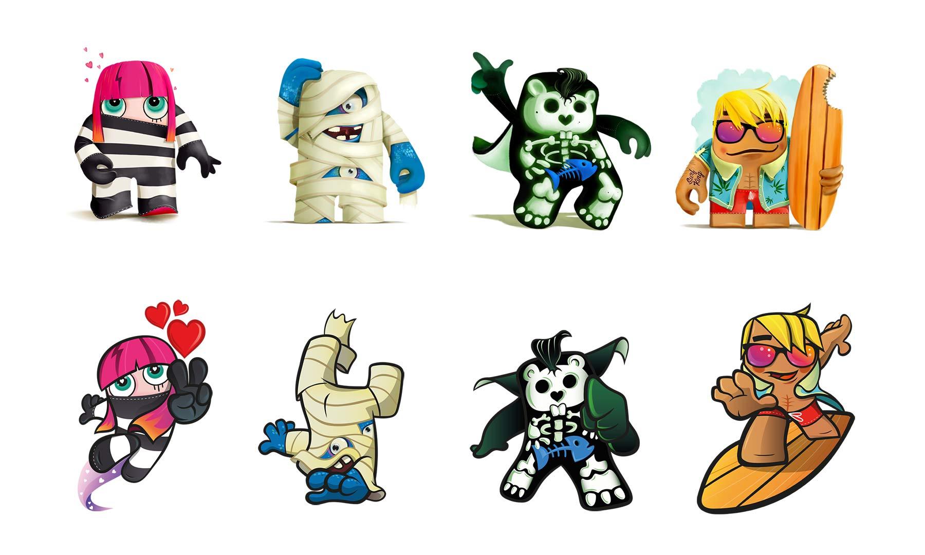 Character design | Studio Monnikenwerk ©