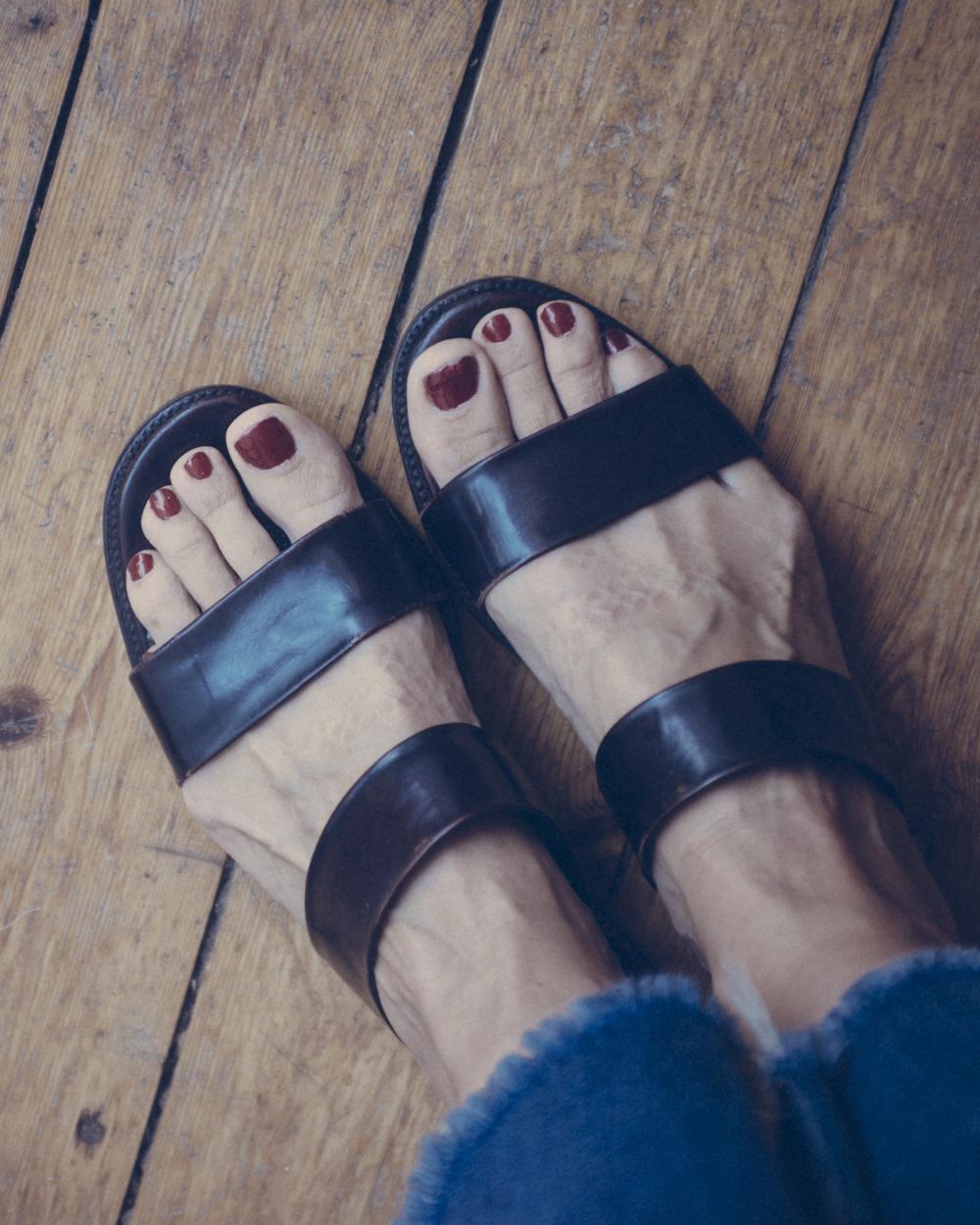 Sandals by Jil Sander