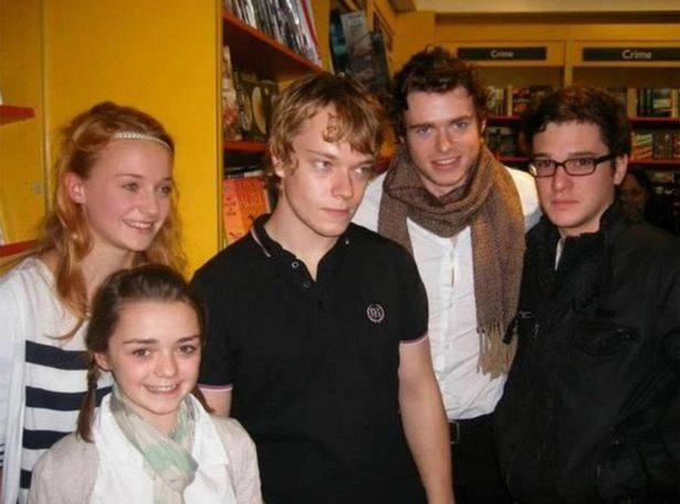 Copy of Game of Thrones cast