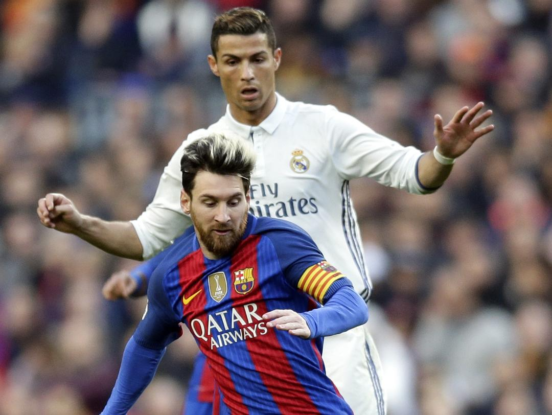 Copy of Messi and Ronaldo