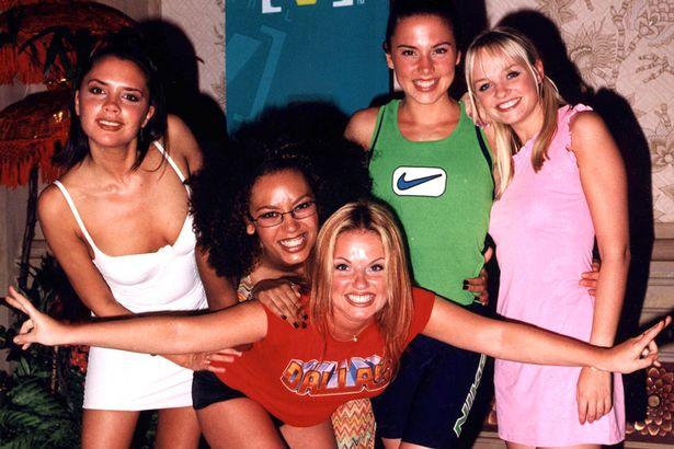 Copy of Spice Girls