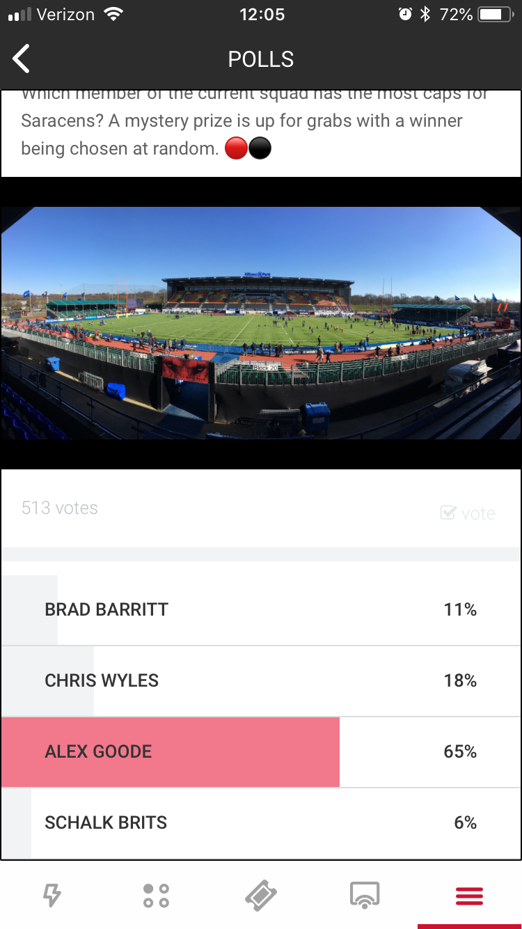 Copy of Polls About Games and Players