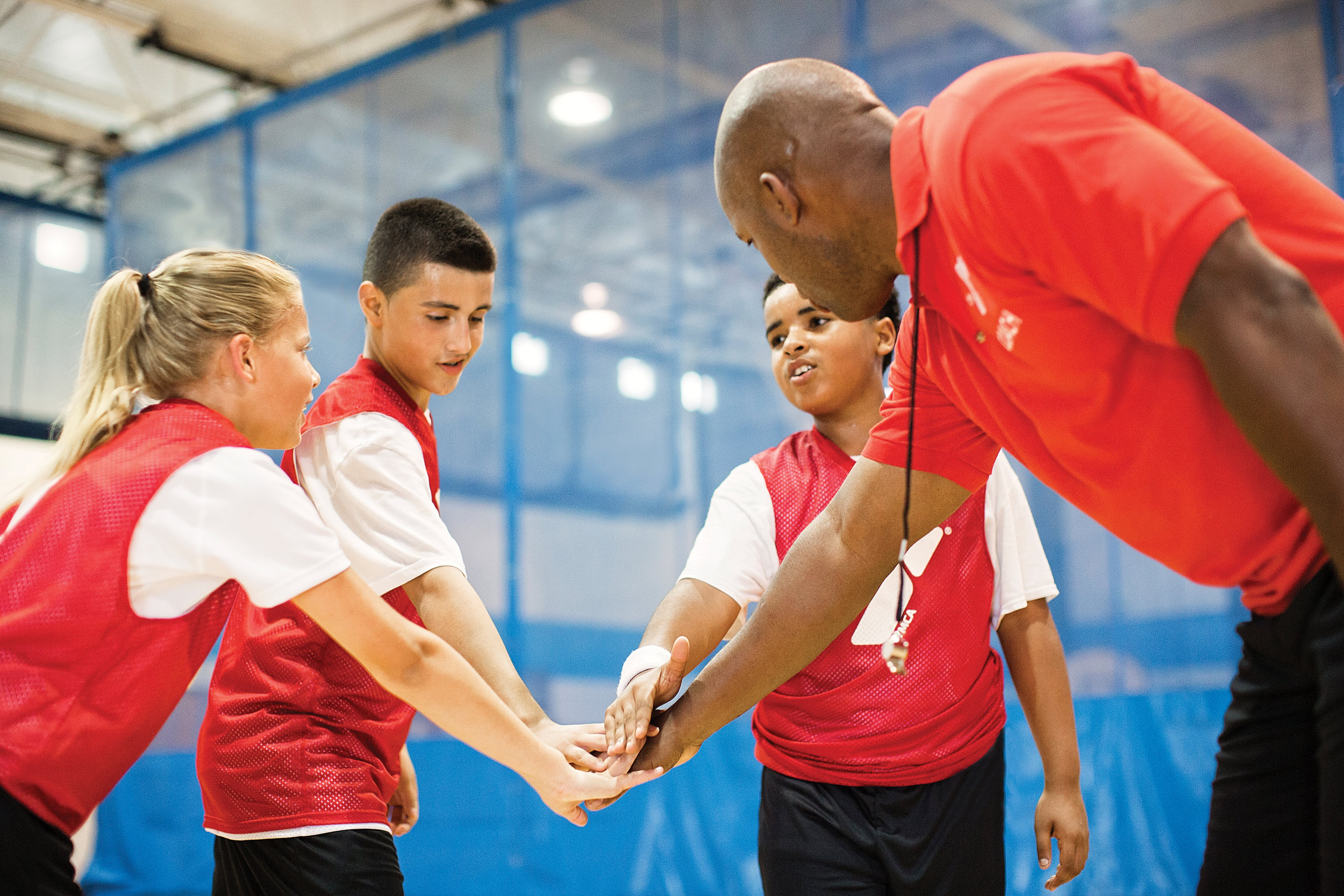 Sports Camp 2019 - Parkersburg YMCA Summer Sports CampsWe're giving kids a chance to explore different sports during the summer while teaching them sportsmanship, teamwork, and skills they need on and off the field or court. Whether it's basketball, baseball, or cross-country, there's a camp for every child! Registration is now open so use the link below to find out more!