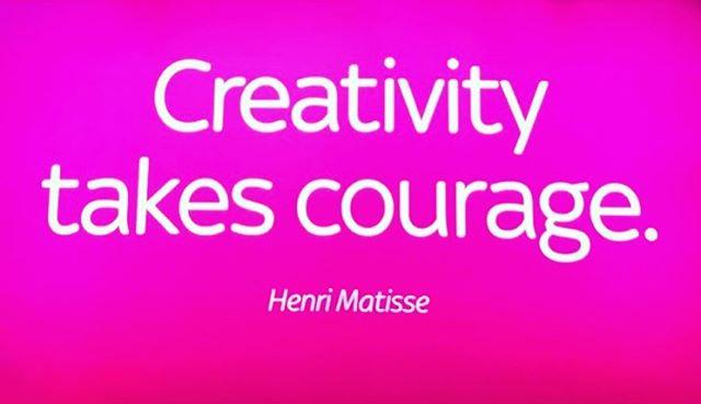 Repost @vickirosswrites #fresheyes #creativity