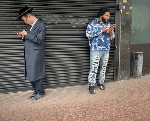 Love this shot by @chancellor.photography #fresheyes  #creativity  Hackney Central. London. 2019  Come as you are. Do as you do.  #sweet_street_beat #spicollective #streetphotography  #futureofwork  #talentagent #smarttechnology #technologywithsoul  #privacy #privacymatters #chatbot