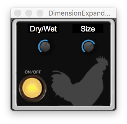 Dimension Expander by Xfer