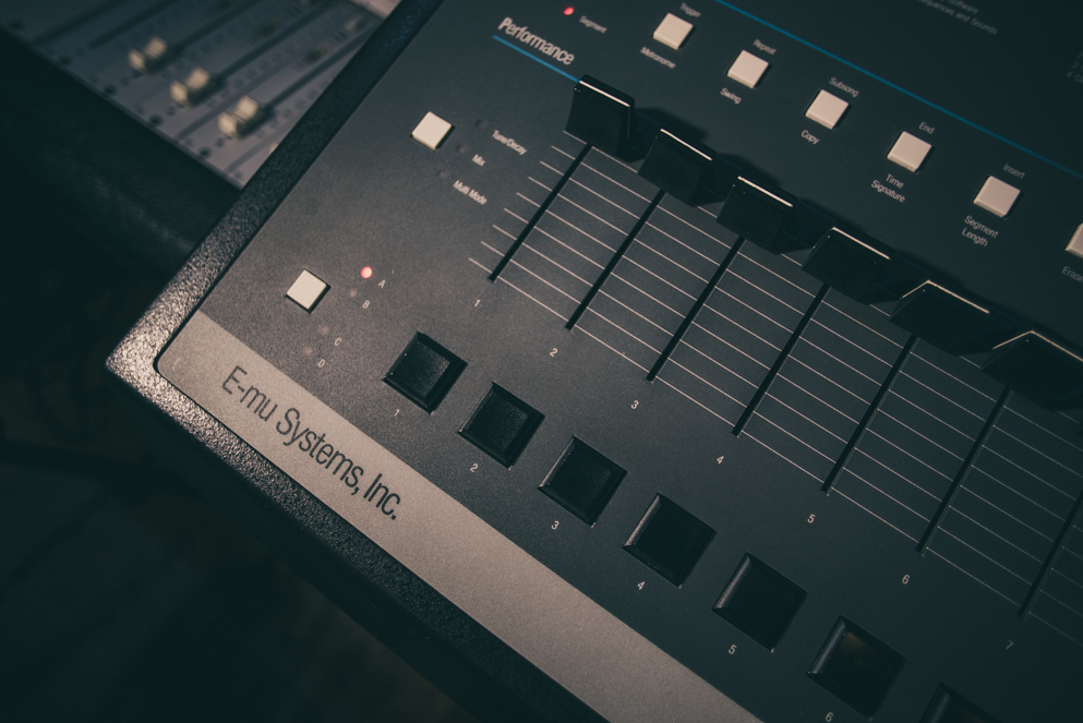 The SP1200 allowed users to record in their own samples/. It also came with a swing setting.