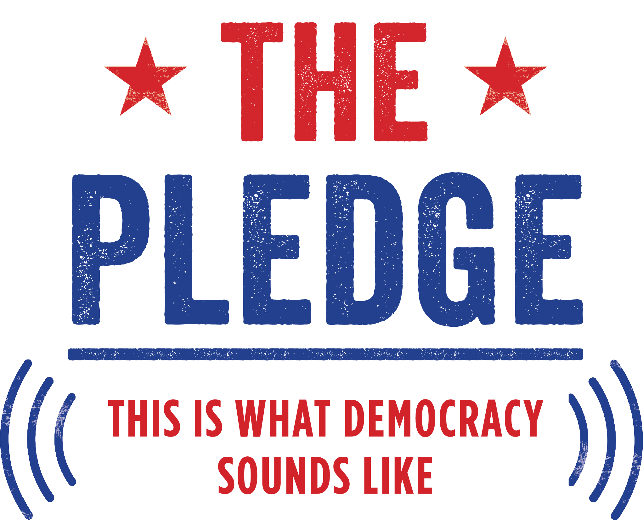 Episode 9: I love it here - and I'm not leaving! - The Pledge asks people on the street about their pledges to work for our democracy. We also bring you an update on plans for Season Two!