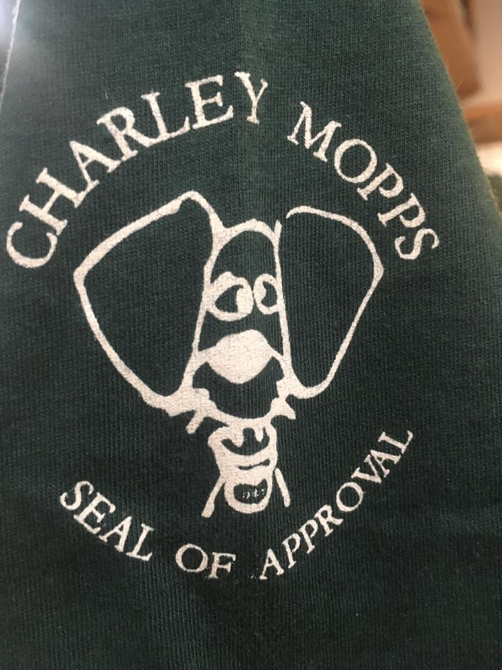 Charley seal of approval on shirt.jpg