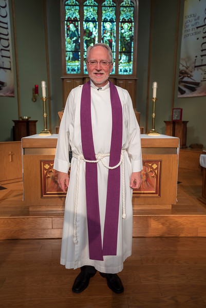 Fr. Stan Gerber, Rector