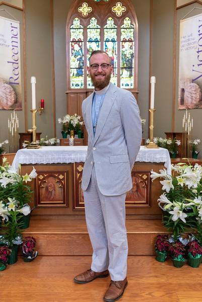 Fr. Michael Schwandt, Assisting Priest