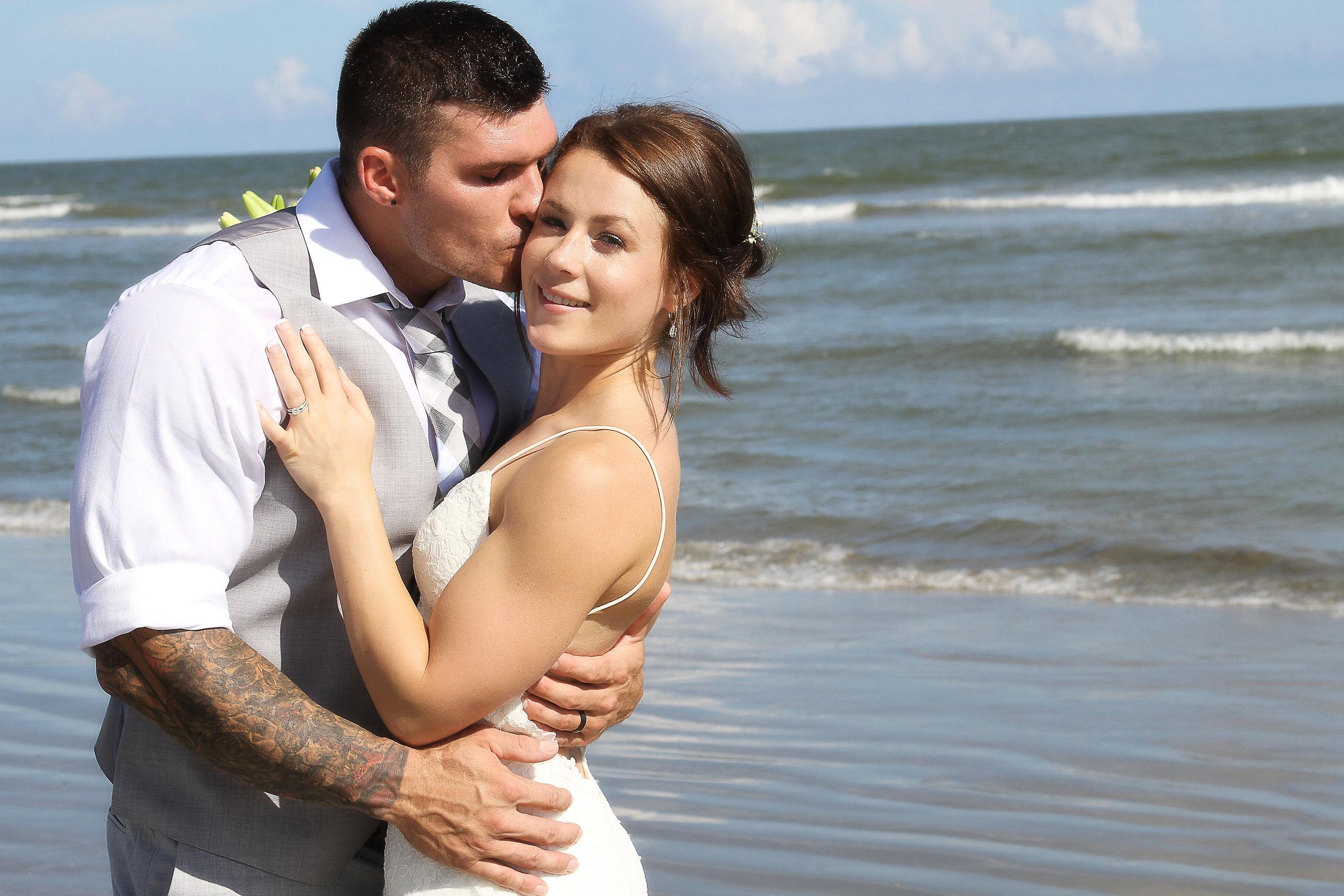 Beach Wedding on Isle of Palms