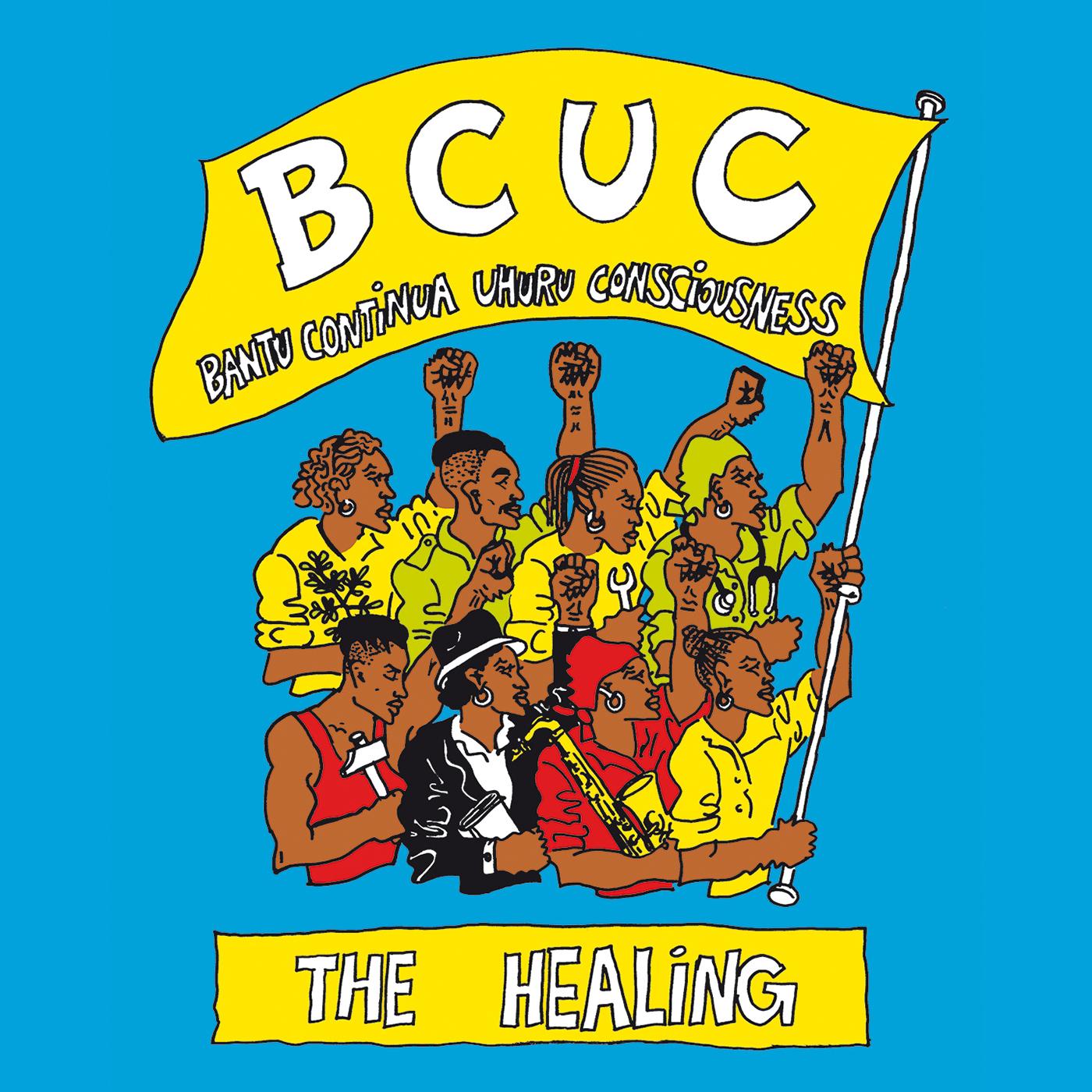 BCUC - The Healing — Silène Records