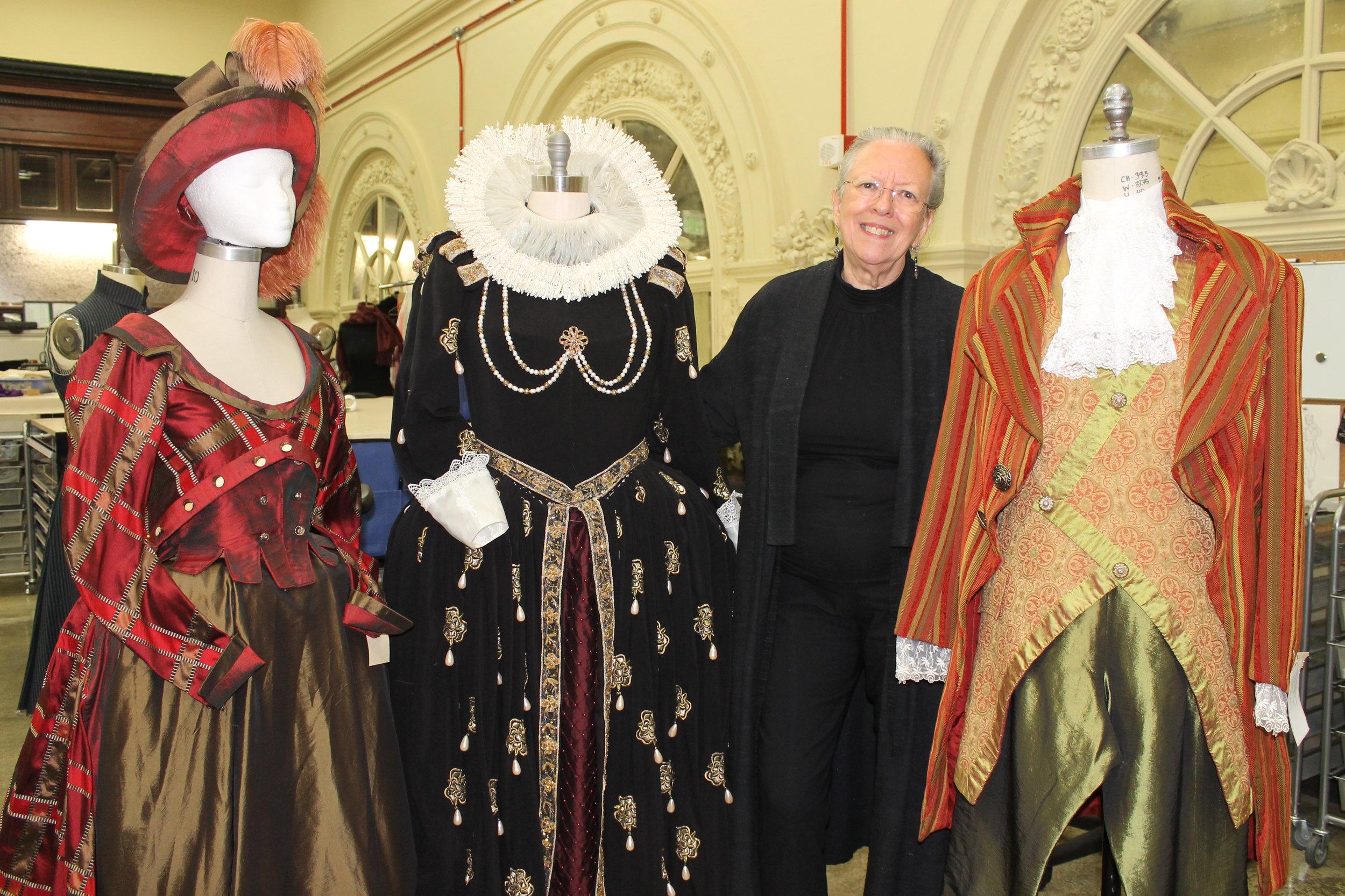 Joan Markert  - PNWF 2019 Lifetime Achievement Award Honoree