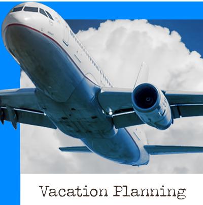 Booking & Accomidations